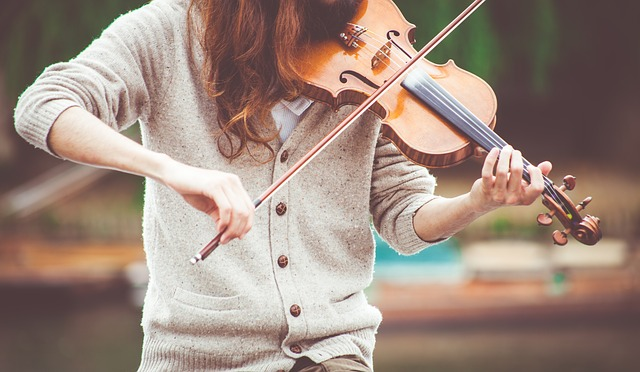How to improve your violin skills further this year