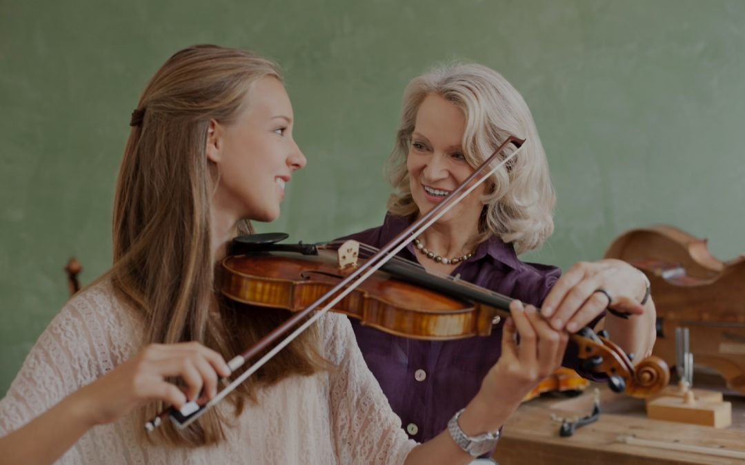 Pros and cons of being a private violin teacher