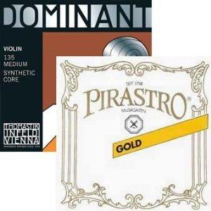 Dominant-and-Pirastro-Gold-Label-E